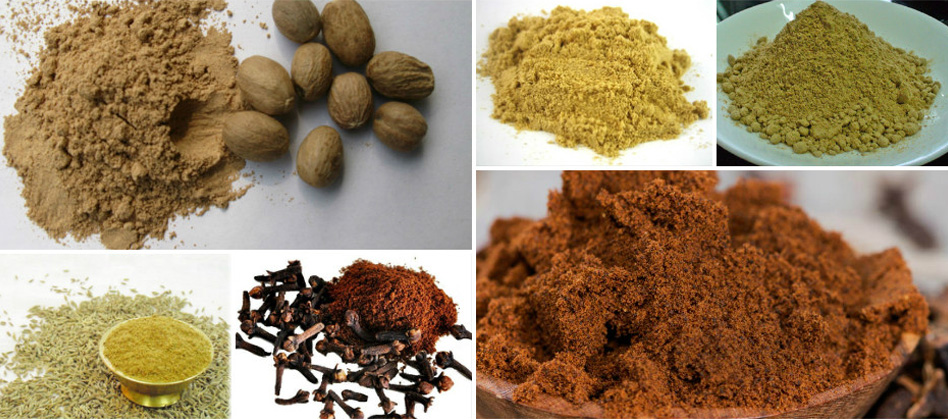 Ground Spices Exporter